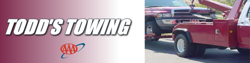 Rochester, NY - Towing - Todd's Towing